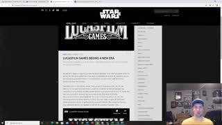A New Era For Lucasfilm Announced
