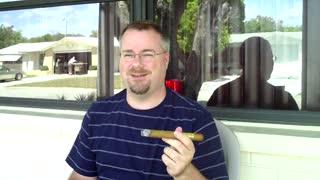 5 Vegas Gold #1 Double Corona cigar review