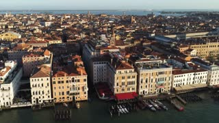 Venice by drone