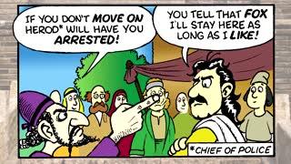 """Comic #14: """"Sincerity"""""""