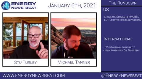 Energy News Beat: 1/6/2021