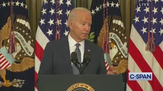 Biden Forgets his OWN HHS Secretary's Name
