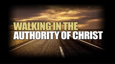 The Lion's Table: Walking in the Authority of Christ!