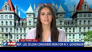 Rep. Lee Zeldin considers run for N.Y. governor
