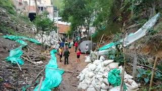 Video: Autoridades desplegaron operativo para recuperar zona invadida en Bucaramanga