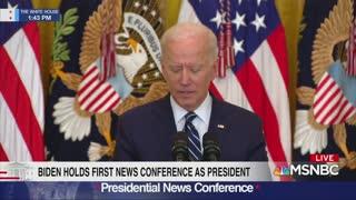 Biden Signals Support For Killing Filibuster