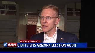 Utah visits Ariz. election audit