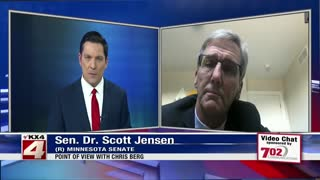 Senator Jensen on Being Forced to count ALL Deaths as COVID-19 deaths