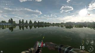 Fishing Planet California Striped Bass Spot X