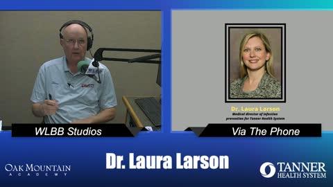Community Voice 9/21/21 - Dr. Laura Larson