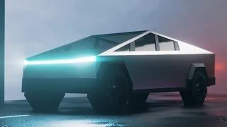 I Created the Tesla CyberTruck in 1 Minute