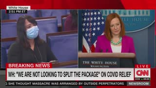Psaki Dodges Yellen Recusal Question