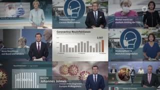 ARD Extra - Corona Lage - 6 October 2020