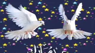 Love you all Eid mubarak