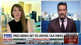 Rep. Greg Steube Joins Mornings with Maria to Discuss Radical Biden Tax Hike