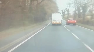 Don't Overtake into Oncoming Traffic