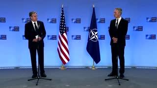 Blinken: NATO forces will leave Afghanistan together