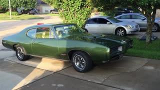 1968 GTO Restoration