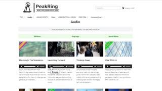 Peakring Music - Launching Forward