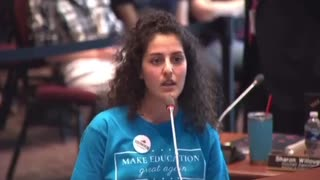 Public school teacher - Don't Wait to Speak Up!!!
