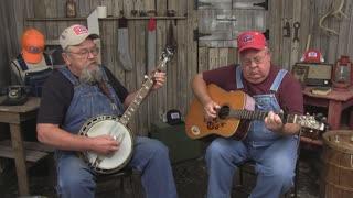 Old Stone Church Gospel Bluegrass Song