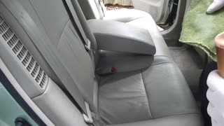 Reconditioning Leather Upholstery