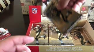 2006 SP Authentic Football box break