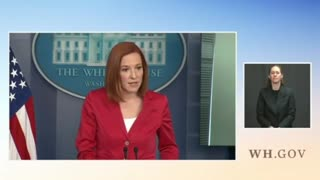 Jen Psaki Asked About Status Of Biden Administration Investigating Wuhan Lab For Covid Origins