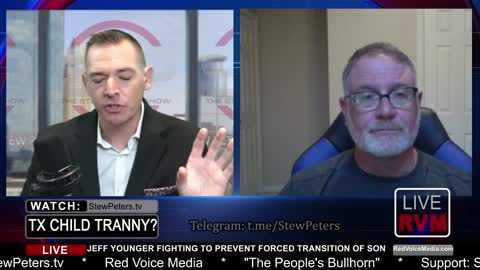 Father Fights For Son, Forced Gender Transformation Allowed by TX Judiciary, State Leaders