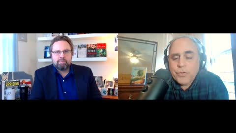 Charles Moscowitz and Dr. Steve Turley talk about the election steal