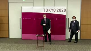 No objections from Olympic partners say Tokyo organizers
