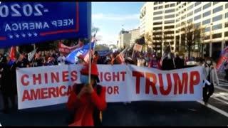 世界中から、トランプの応援の声(Four More Year!)が止まりません!『Fight for Trump! Save America - Save the World』。トランプは必ず勝つ!