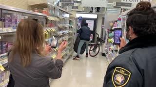 Shoplifting legalized in San Francisco
