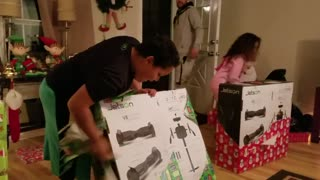 2017 Christmas with the Grand Kids (5)