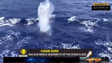 Gravitas: Russia's new weapon can unleash 'Radioactive Tsunamis'