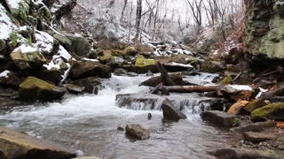 The Stream at Buttermilk Falls Homewood Pa