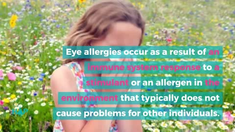 Causes, Symptoms, And Treatments Of Eye Allergies