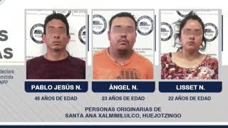 Tres detenidos por asesinato de universitarios colombianos