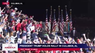 LIVE: President Donald J Trump in Cullman, AL