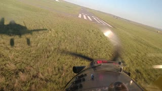 AT-301 Landing