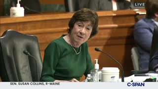 Susan Collins Rips CDC Director Over Contradictory COVID Guidelines