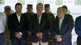 Declaración del presidente Duque en Bucaramanga