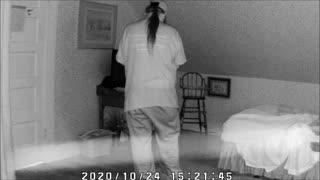Missouri Paranormal Association - Walnut Street Inn - Unknown anomaly in Wilder Room