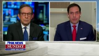 Rubio says having a Senate impeachment trial against Trump 'is stupid'