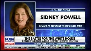 Trump Attorney Sidney Powell .