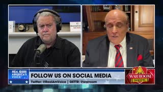 Giuliani: Socialism Always Ends With A Dictator