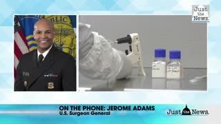 "U.S. Surgeon General responds to Farrakhan calling the coronavirus vaccine a ""toxic waste."""