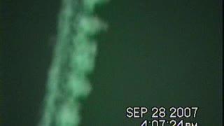 Chemtrail UFO's