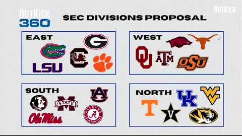 Unveiling The SEC Super-Conference Blueprint With OK360