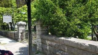 Stonewall Jackson Memorial Cemetery in Lexington, Virginia